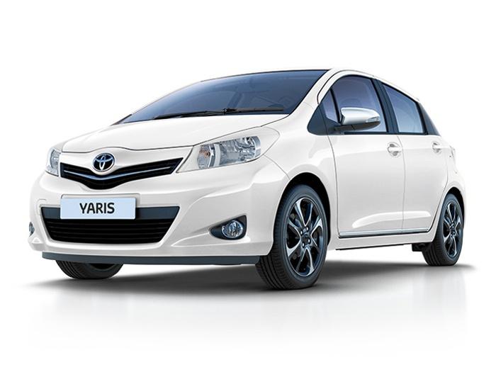 Toyota Yaris Hatchback Ref: #543463 1.33 VVT-i Icon 5dr business car