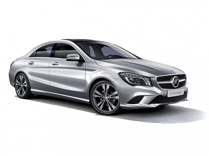 mercedes benz cla class coupe cla 250 engineered by amg 4matic 4dr tip auto business car lease. Black Bedroom Furniture Sets. Home Design Ideas