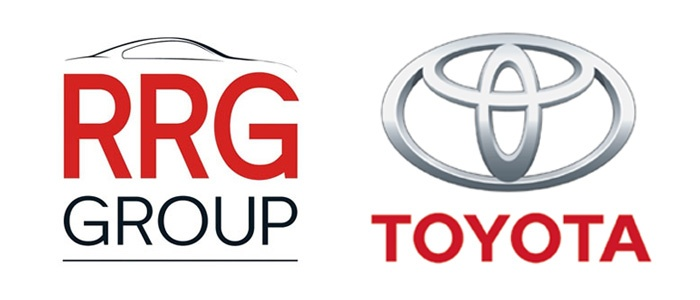 Available from RRG Group Toyota