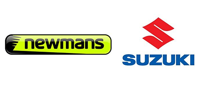 Available from Newmans Suzuki