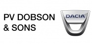 Available from PV Dobson & Sons Motors Ltd Daci