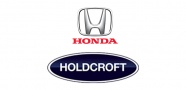 Available from Holdcroft Honda