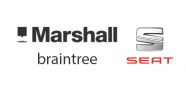 Available from Marshall SEAT Braintree