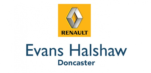 Available from Evans Halshaw Renault Doncaster