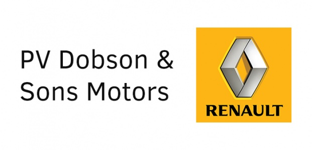 Available from PV Dobson & Sons Motors Renault