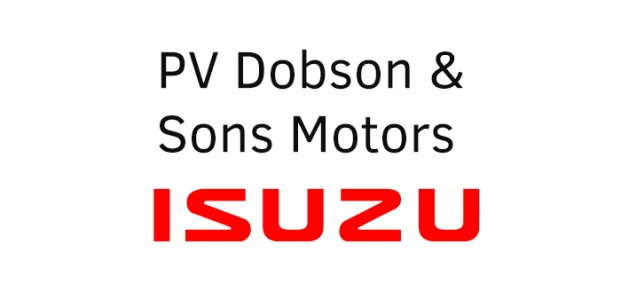 Available from PV Dobson & Sons Motors LTD Isuz