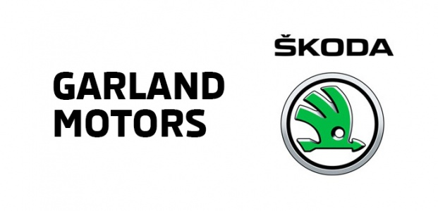Available from Garland Motors Skoda