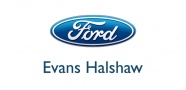 Available from Evans Halshaw Ford
