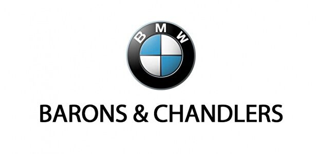Available from Barons & Chandlers BMW