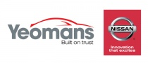 Available from Yeomans Nissan