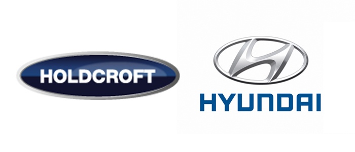 Available from Holdcroft Hyundai