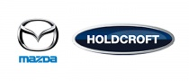Available from Holdcroft Mazda