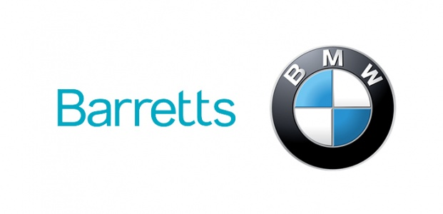 Available from Barretts BMW