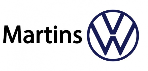 Available from Martins Volkswagen