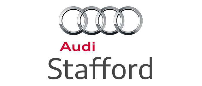 Available from Stafford Audi