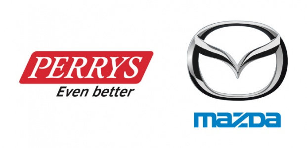 Available from Perrys Chesterfield Mazda