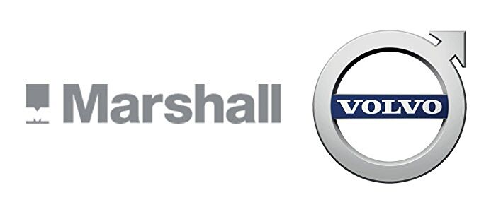Available from Marshall Volvo
