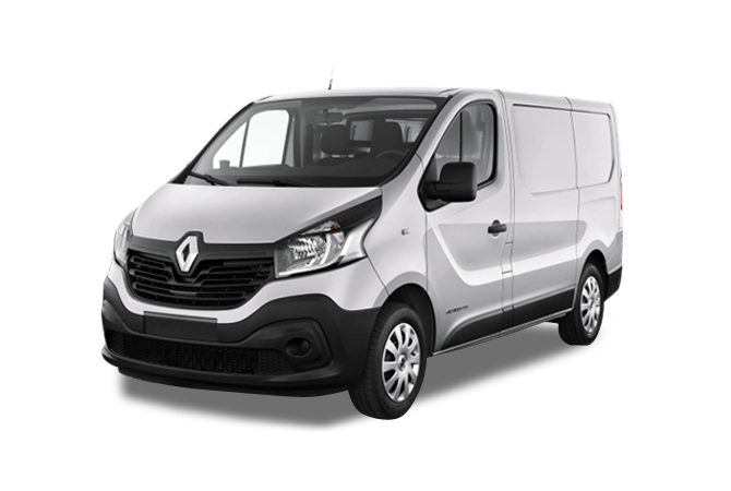 Medium Sized Van - Renault Trafic