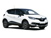 Representative car leasing image for the Renault Captur Hatchback 1.3 TCE 130 Iconic 5dr