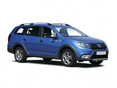 Representative image for the Dacia Logan Mcv Stepway Estate 0.9 TCe Comfort 5dr