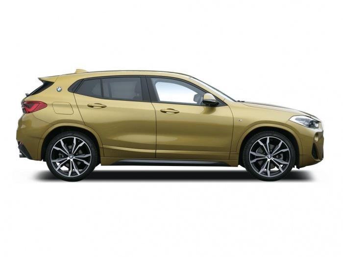 bmw x2 hatchback sdrive 20i m sport 5dr step auto lease. Black Bedroom Furniture Sets. Home Design Ideas