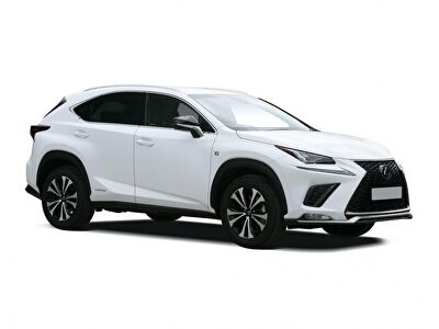 Representative image for the Lexus NX Estate 300h 2.5 5dr CVT [without Nav]