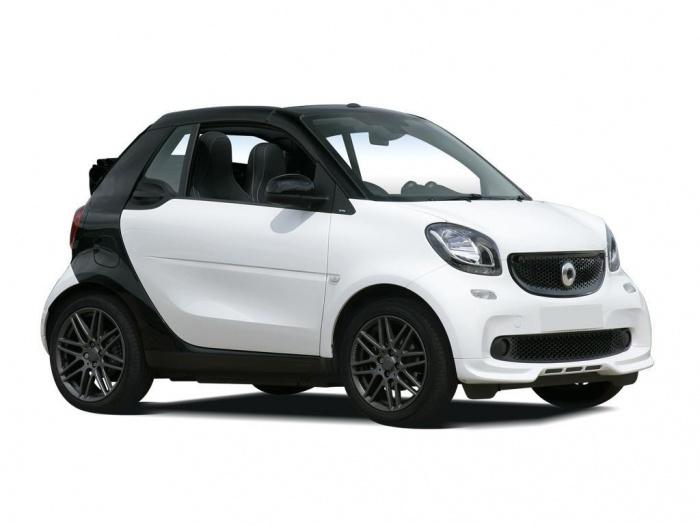 Smart Car Lease >> Smart Fortwo Cabrio Business Car Lease Deals
