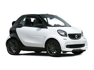 Representative image for the Smart Fortwo Cabrio 1.0 Prime 2dr