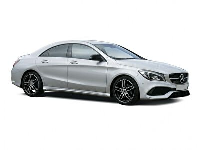 Representative image for the Mercedes-Benz Cla Class Coupe CLA 180 Sport 4dr Tip Auto