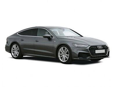 Representative image for the Audi A7 Diesel Sportback 40 TDI Black Edition 5dr S Tronic