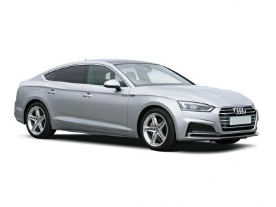 Representative image for the Audi A5 Sportback 35 TFSI Black Edition 5dr S Tronic
