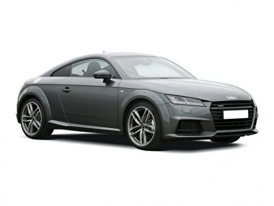 Representative image for the Audi Tt Coupe 1.8T FSI Sport 2dr