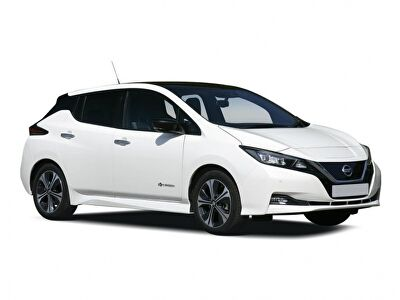 Representative image for the Nissan Leaf Hatchback 110kW Acenta 40kWh 5dr Auto [6.6kw Charger]