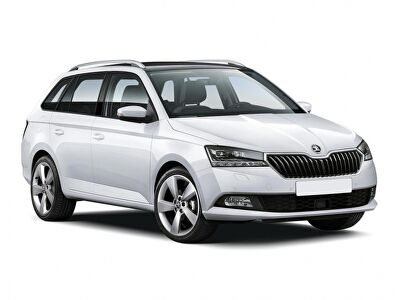 Representative image for the Skoda Fabia Estate 1.0 MPI S 5dr