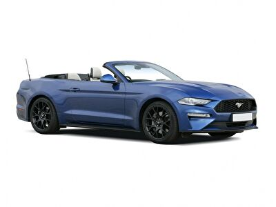 Representative image for the Ford Mustang Convertible 5.0 V8 440 GT 2dr Auto