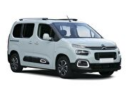 Representative car leasing image for the Citroen Berlingo Estate 1.2 PureTech Flair XL 5dr [7 seat]