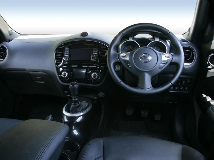 nissan juke hatchback 1 6 112 bose personal edition 5dr lease deals what car leasing. Black Bedroom Furniture Sets. Home Design Ideas