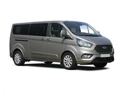 Representative image for the Ford Transit Custom Tourneo L2 Diesel Fwd 2.0 EcoBlue 105ps Low Roof 8 Seater Zetec