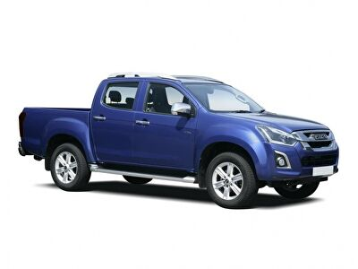 Representative image for the Isuzu D-max Diesel 1.9 Single Cab 4x4