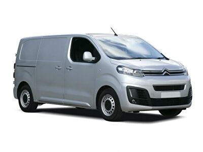 Representative image for the Citroen Dispatch M Diesel 1000 1.5 BlueHDi 100 Van Enterprise