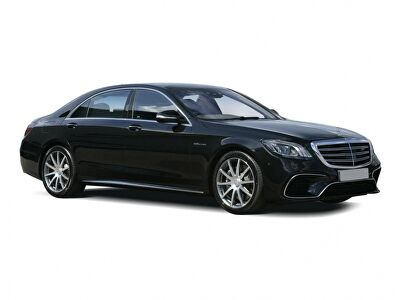 Representative image for the Mercedes-Benz S-Class Amg Saloon S63L 4dr MCT