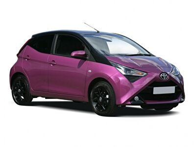 Representative image for the Toyota Aygo Funroof Hatchback 1.0 VVT-i X-Trend TSS 5dr x-shift