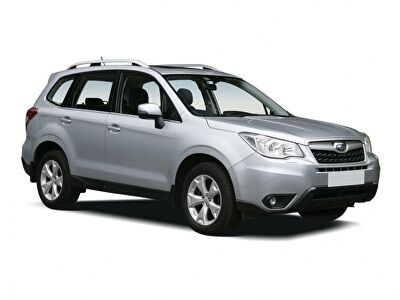 Representative image for the Subaru Forester Estate 2.0 XE Lineartronic 5dr
