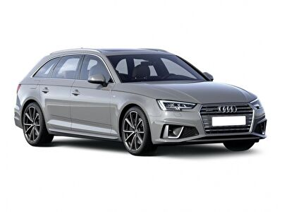 Representative image for the Audi A4 Avant 35 TFSI Sport 5dr S Tronic