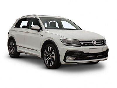 Representative image for the Volkswagen Tiguan Diesel Estate 2.0 TDi 150 Match 5dr