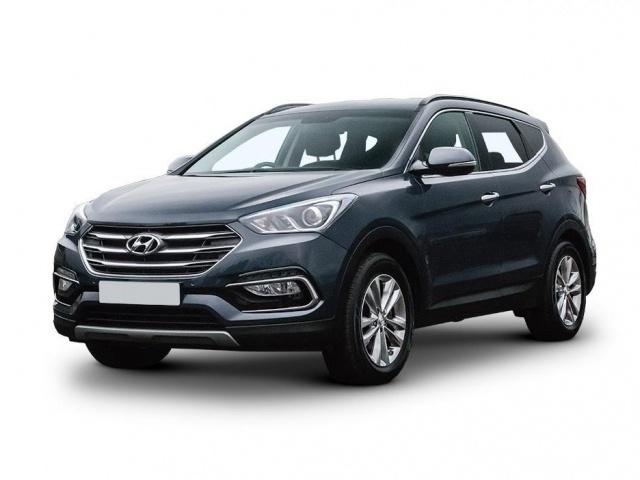 hyundai santa fe lease deals - what car? leasing