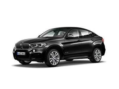Representative image for the BMW X6 Diesel Estate xDrive40d M Sport 5dr Step Auto