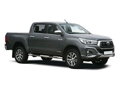 Representative image for the Toyota Hilux Diesel Active D/Cab Pick Up 2.4 D-4D [3.5t Tow]