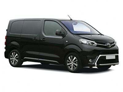 Representative image for the Toyota Proace Compact Diesel 1.5D 100 Active Van