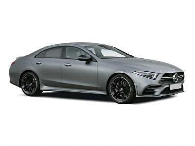 Representative image for the Mercedes-Benz CLS Amg Coupe CLS 53 4Matic+ 4dr TCT